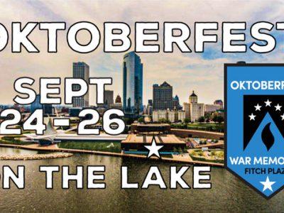 Kegel's Inn Presents 'Oktoberfest on the Lake' September 24-26
