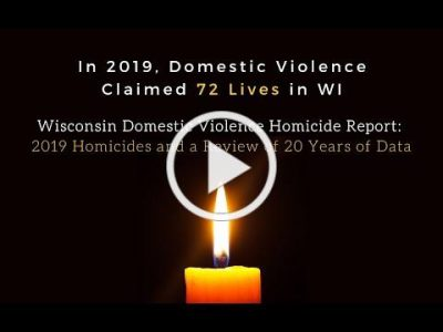 End Abuse Releases Annual Wisconsin Domestic Violence Homicide Report: 2019 Homicides & a Review of 20 Years of Data