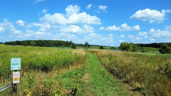 VPA properties expand public land access for hunters, hikers, birders and outdoor enthusiasts to enjoy the Wisconsin outdoors. / Photo Credit: Wisconsin DNR