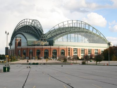 Now Serving: Brewers Reopening Ballpark Restaurant