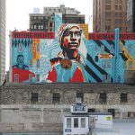Visual Art: Downtown's New Voting Rights Mural