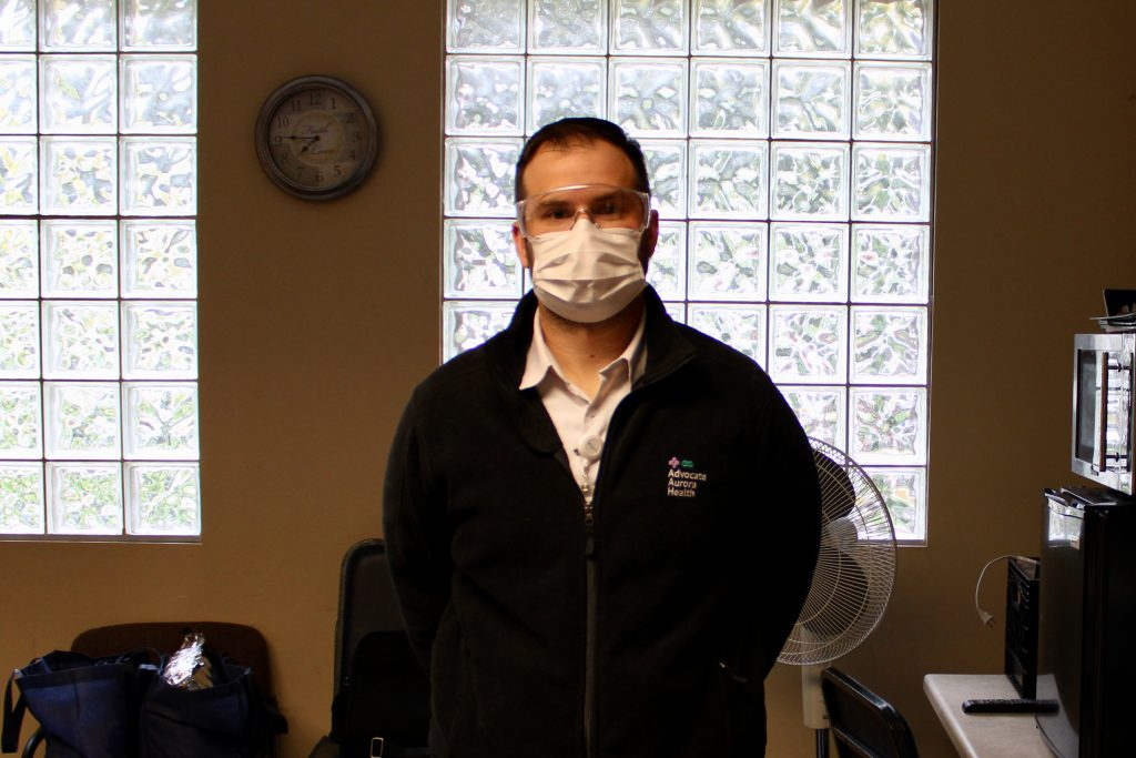 Repairers of the Breach is one of several sites in Milwaukee where you can get a flu shot. Photo by Matt Martinez/NNS.