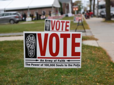 Local Resources Help Disabled Voters Cast Ballots