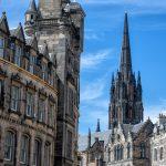 Urban Reads: Historic Streets in Edinburgh Go Car-free