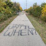 MKE County: Oak Leaf Trail Sinkhole Needs Repair