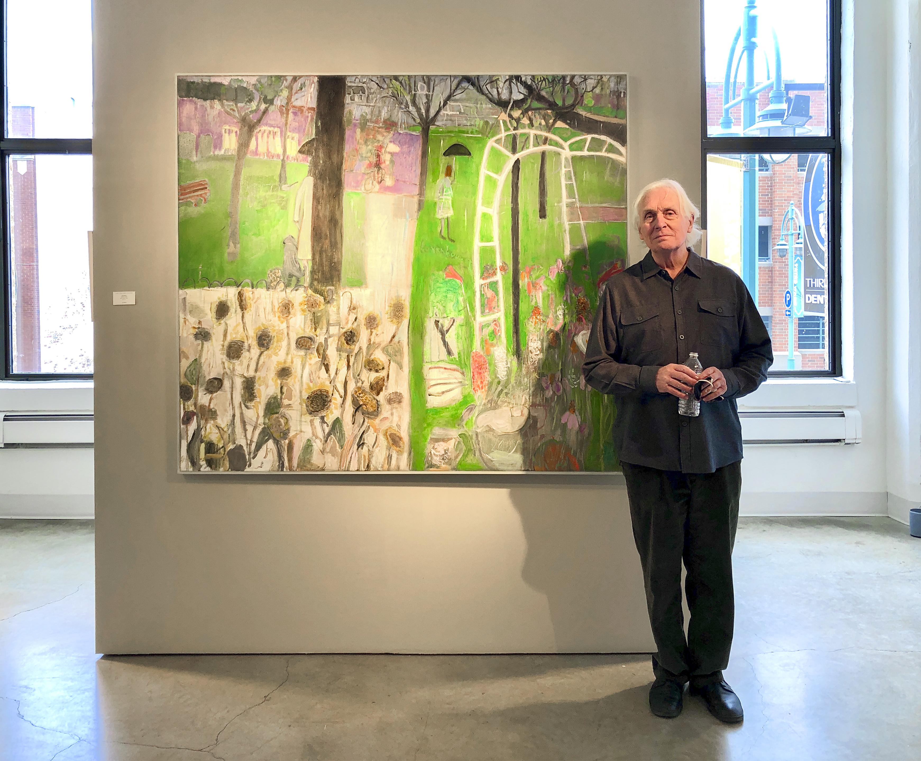 Mark Mulhern. Photo courtesy of Tory Folliard Gallery.