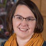 Rev. Kerri Parker. Photo courtesy of the Wisconsin Examiner.