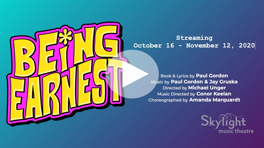 BEING EARNEST promo video by Traveling Lemur Productions