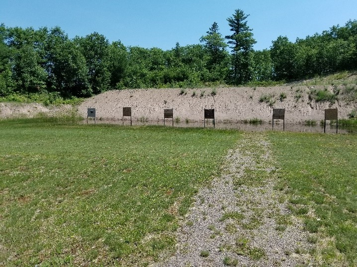 The C.W. Caywood Shooting Range will temporarily reopen on a limited basis. / Photo Credit: Wisconsin DNR