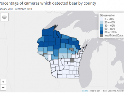 Snapshot Wisconsin's Data Dashboard Now Open To The Public