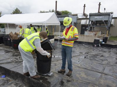DNR Launches Waste Characterization Study At Wisconsin Landfills