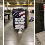 Milwaukee Replacing Ballot Drop Boxes