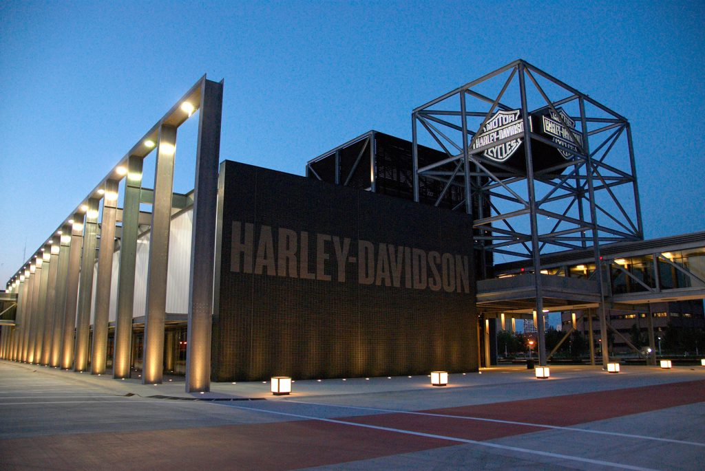 Harley-Davidson Museum. Photo courtesy of Rock the Green.