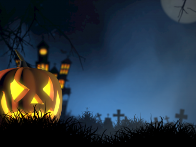 Entertainment at a Distance: Social-Distanced, Virtual Halloween Events
