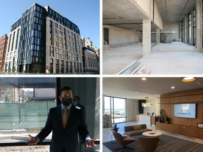 Eyes on Milwaukee: Inside the Huron Building