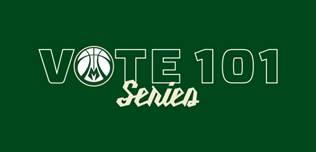 Milwaukee Bucks Debut 'Bucks Vote 101' Video Series