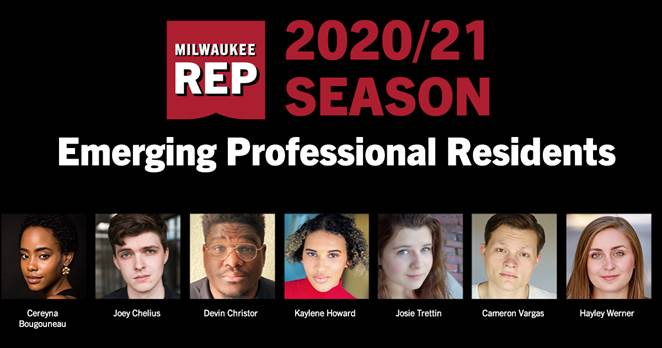 Milwaukee Rep Welcomes New Group of Emerging Professional Residents for Reset Season