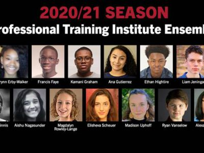 Milwaukee Repertory Theater Announces the 2020/21 Season Professional Training Institute Ensemble