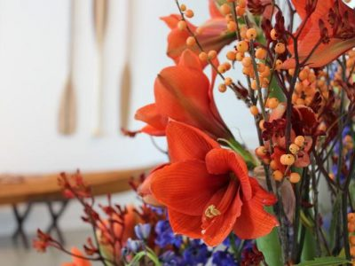 Museum of Wisconsin Art Announces 8th Annual Bloomin' Holidays