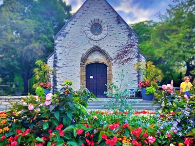 Marquette receives $1 million gift to preserve historic St. Joan of Arc Chapel