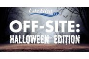 Lake Effect Off-Site: Halloween Edition