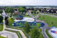 Southgate Playfield. Image from Milwaukee Recreation.