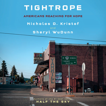 Tightrope: Americans Reaching for Hope.
