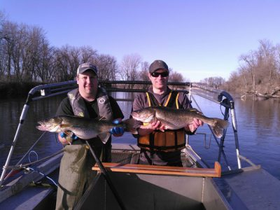 Wisconsin Walleye Management Plan Virtual Meeting Nov. 10