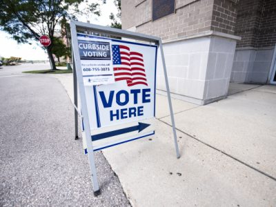 Hospitalized or Quarantined Can Still Vote