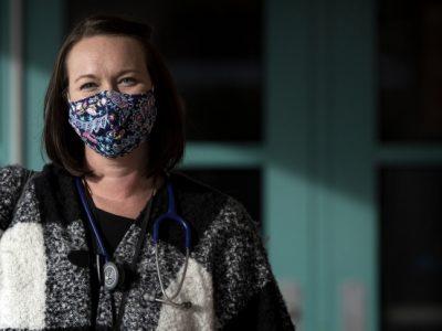 School Nurses Step Up During Pandemic