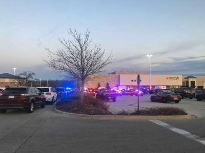 Police Chief: 8 Injured In Shooting At Mayfair Mall