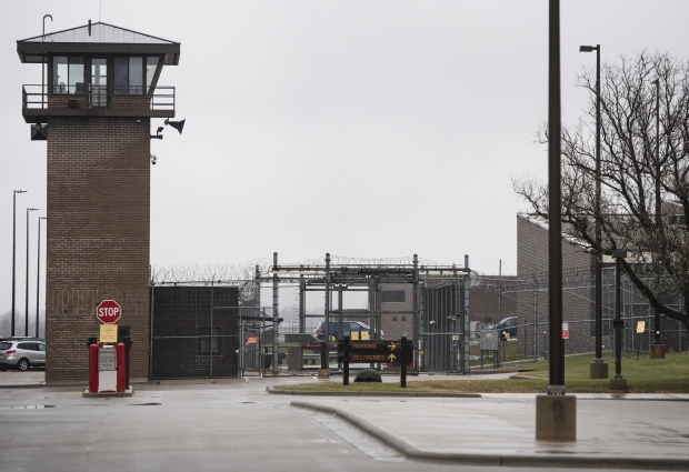 As of Tuesday, Oshkosh Correctional Institution had the most confirmed cases of COVID-19 of any facility in the state prison system. Angela Major/WPR