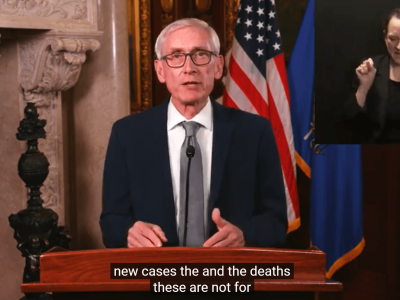 'This Crisis is Urgent,' Gov. Evers Warns