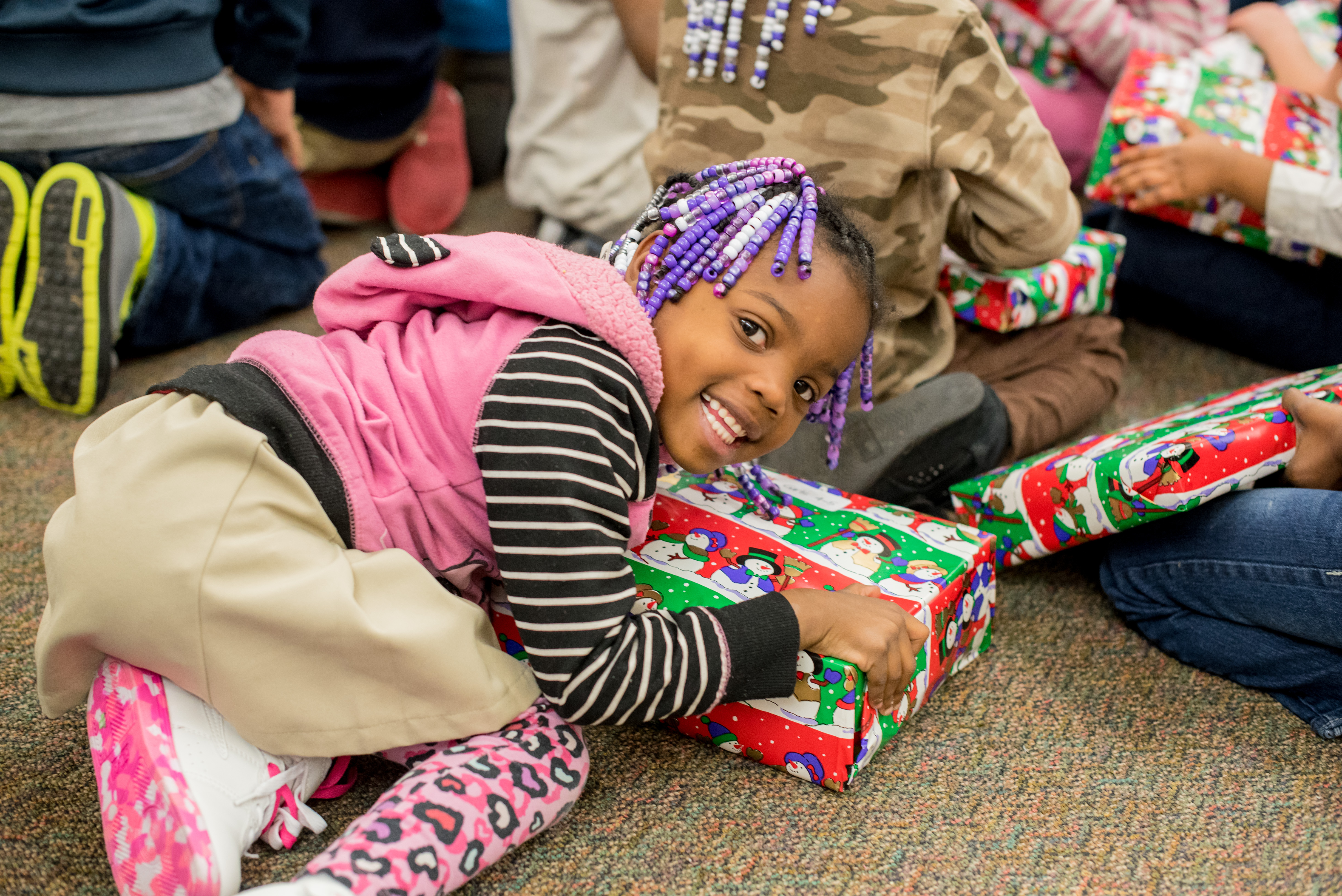 Boys & Girls Clubs of Greater Milwaukee Aims to Make the Holidays Special for Milwaukee's Youth