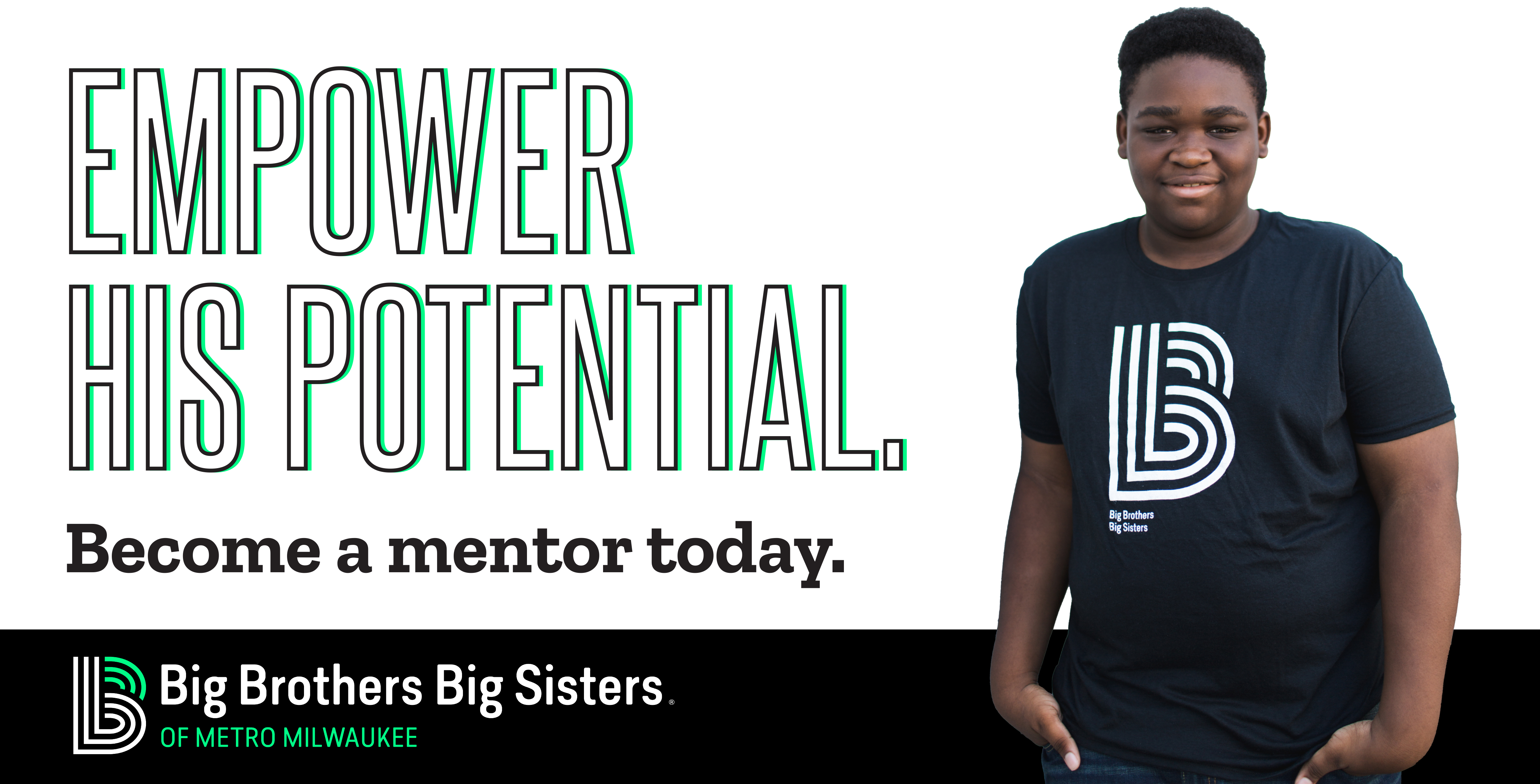 Empower Potential this Brovember