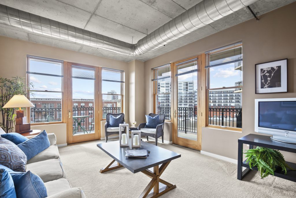 102 N. Water St., #506. Photo courtesy of Corley Real Estate.