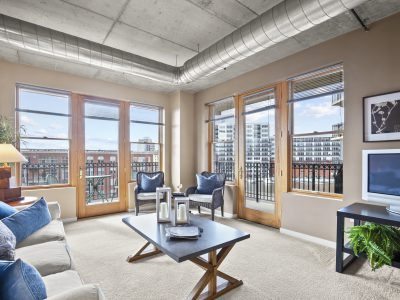 MKE Listing: Meticulous Riverfront Condo