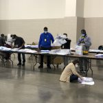 Counting Effectively Completed, Milwaukee County Recount Will Finish on Friday