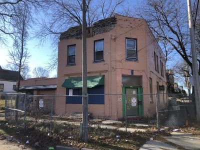 Plats and Parcels: Dilapidated Building To Become Community Resource Hub