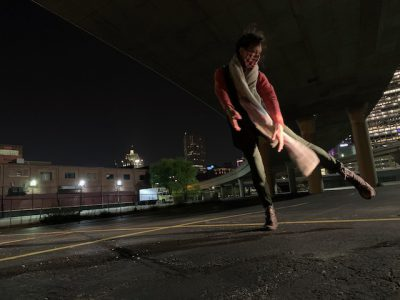 Wild Space Dance Company presents Parking Lot Dance #3: Under the Freeway