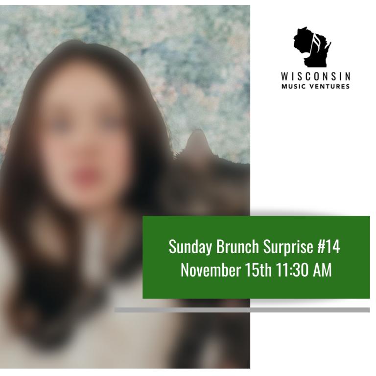 Sunday Brunch Surprise Concert #14