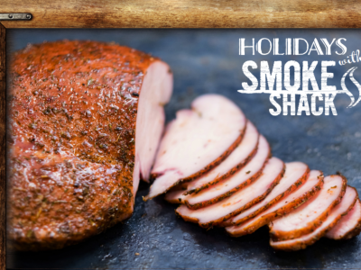 Smoke Shack Thanksgiving Packages Are Now Available