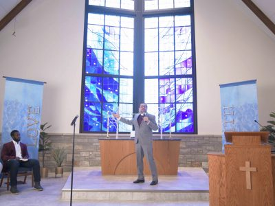 Theater: Next Act's 'The Christians' Is Compelling