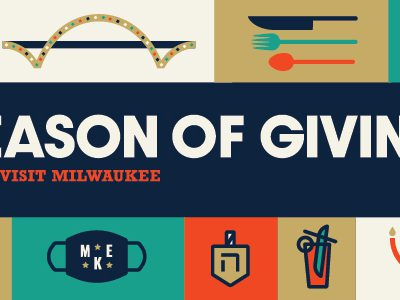 VISIT Milwaukee launches Season of Giving Campaign
