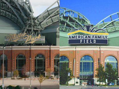 Eyes on Milwaukee: See How Miller Park Will Become American Family Field