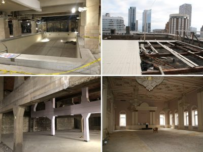 Eyes on Milwaukee: Inside the Milwaukee Athletic Club As It Awaits Redevelopment
