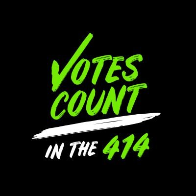 Safe. Secure. Counted! Make Sure Your Vote Counts in the 414 this Election Day