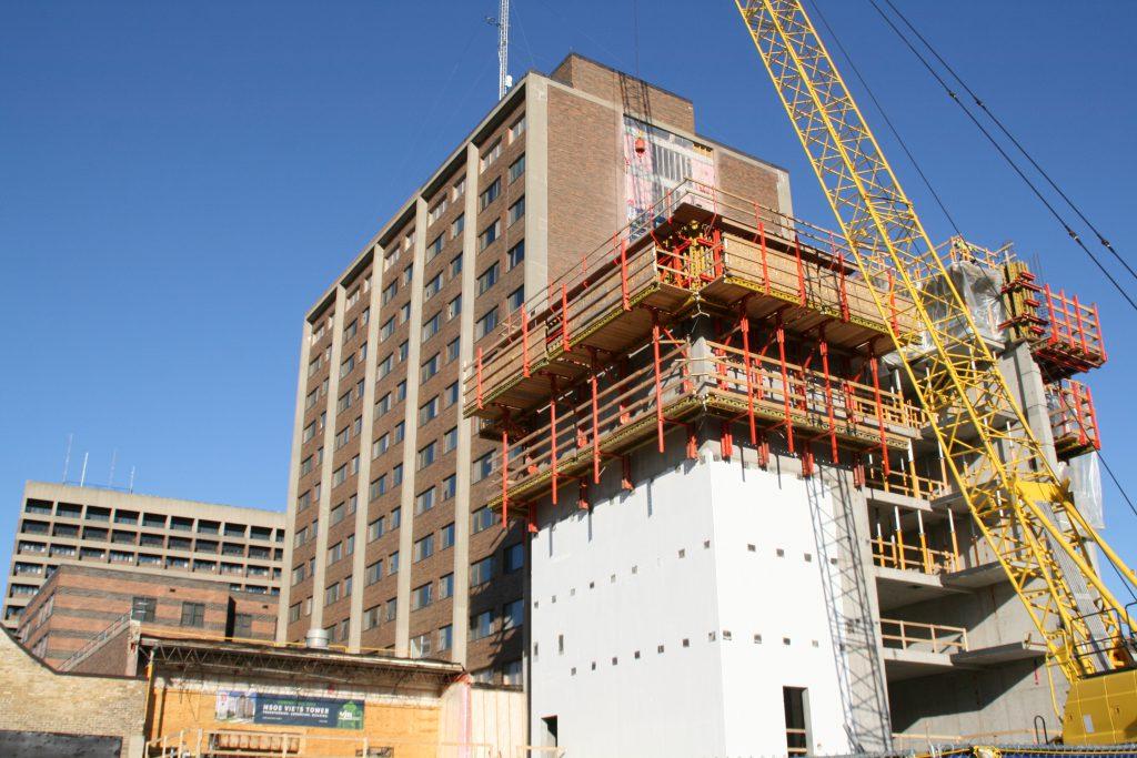 Friday Photos: Viets Tower's Rising