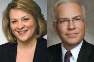 State Rep. Janel Brandtjen and State Sen. Steve Nass