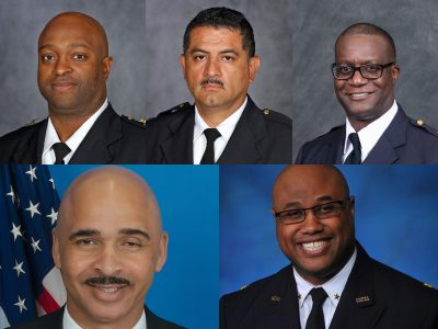 Murphy's Law: Why So Many Police Chiefs?